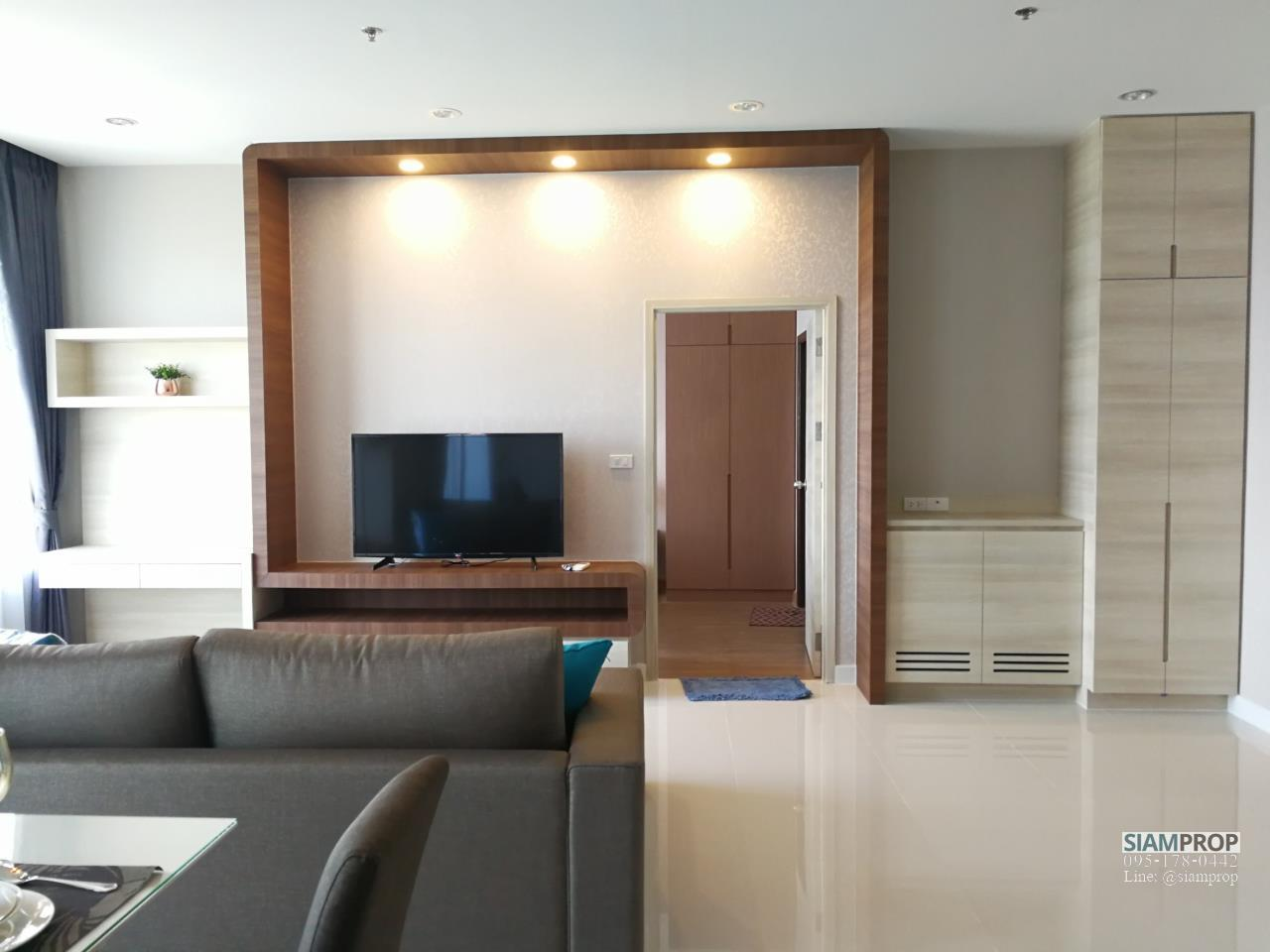 Siam Prop Agency's The Sky Condo Sriracha For Rent!! 2 bed 9