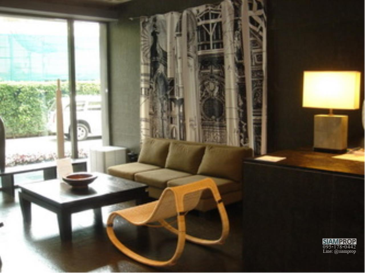 Siam Prop Agency's NOBLE ORA - Sukhumvit 55, Thonglor, Nice 1 bed for Rent 35,000 THB 1