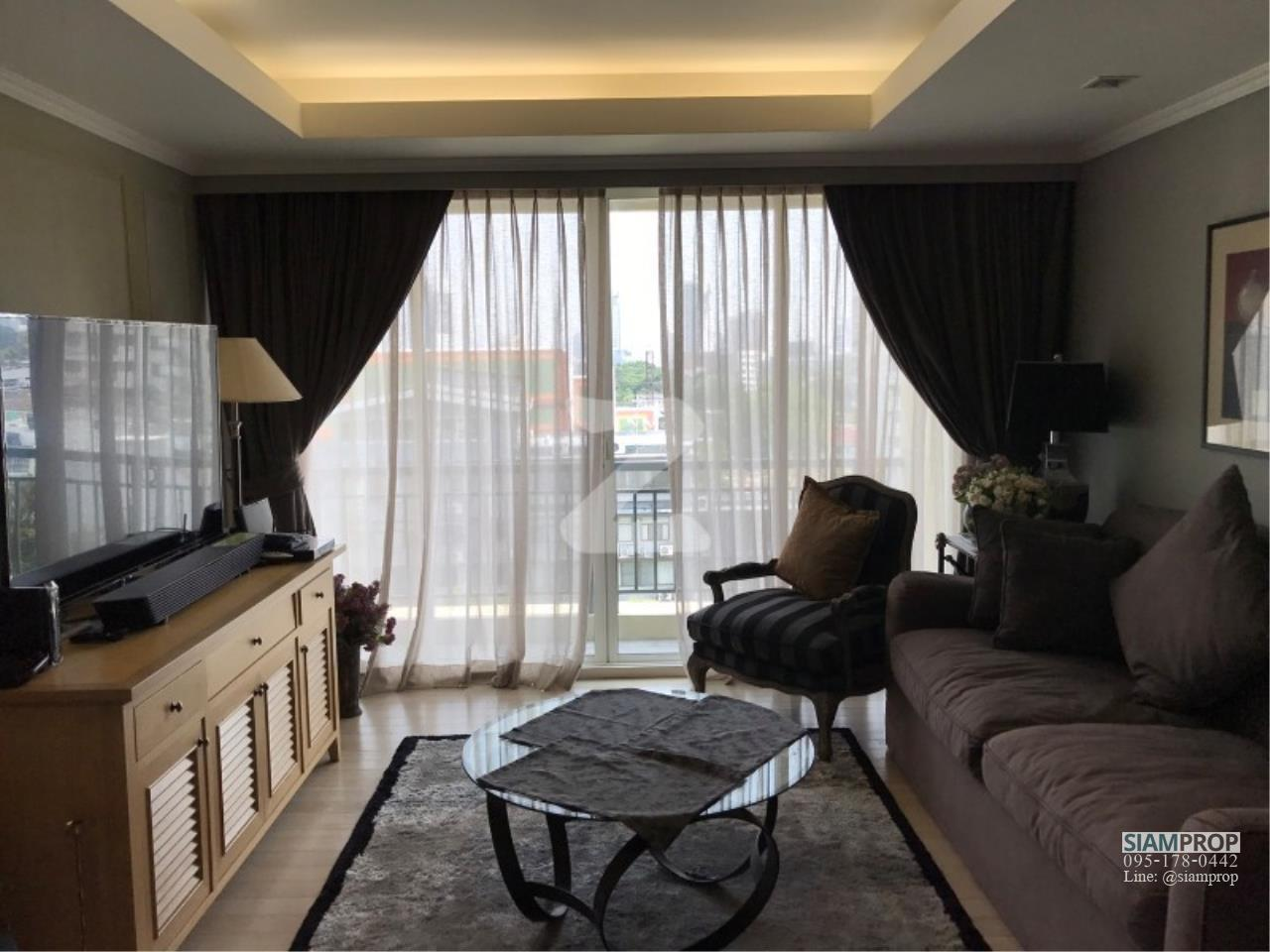 Siam Prop Agency's Penthouse 3 Bedrooms at Preen By Sansiri Condo for rent at Ruamrudee, Phloenchit Rd - Witthayu Rd. 1