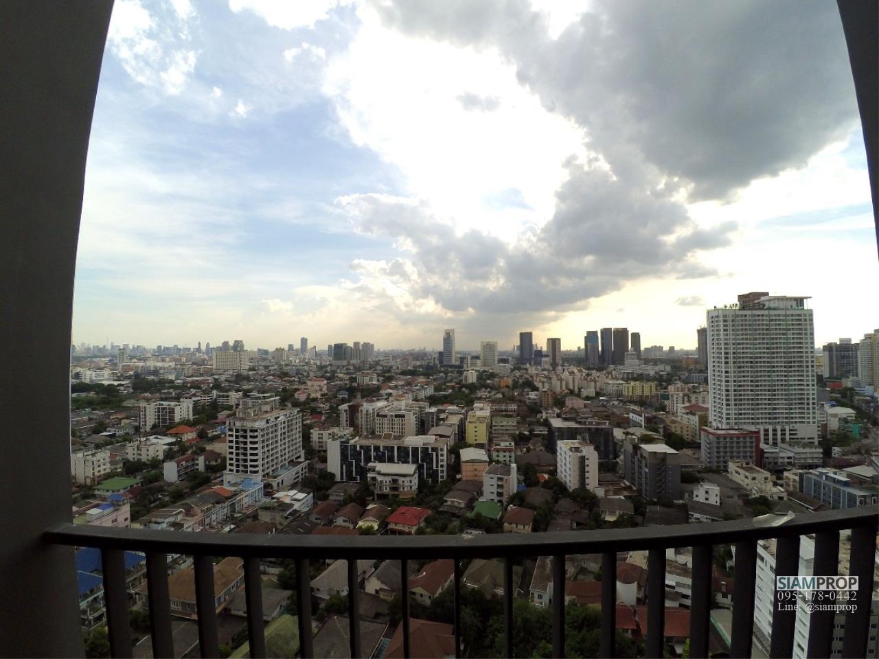 Siam Prop Agency's 1 Bedroom at ChapterOne Midtown for Rent, 100 m. to Ladprao MRT Station. 18,000 Baht Only 8
