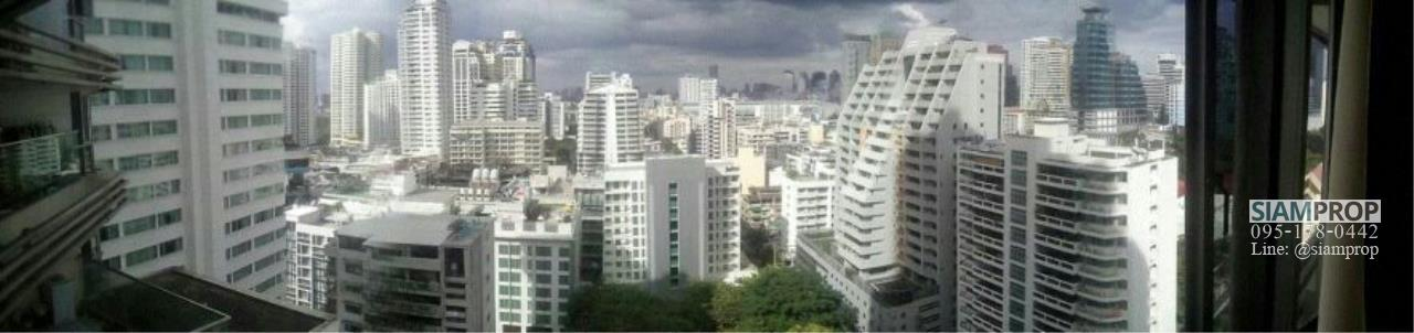 Siam Prop Agency's Sukhumvit Suites Condo, Studio for rent 15,000 Baht Near BTS Nana 5