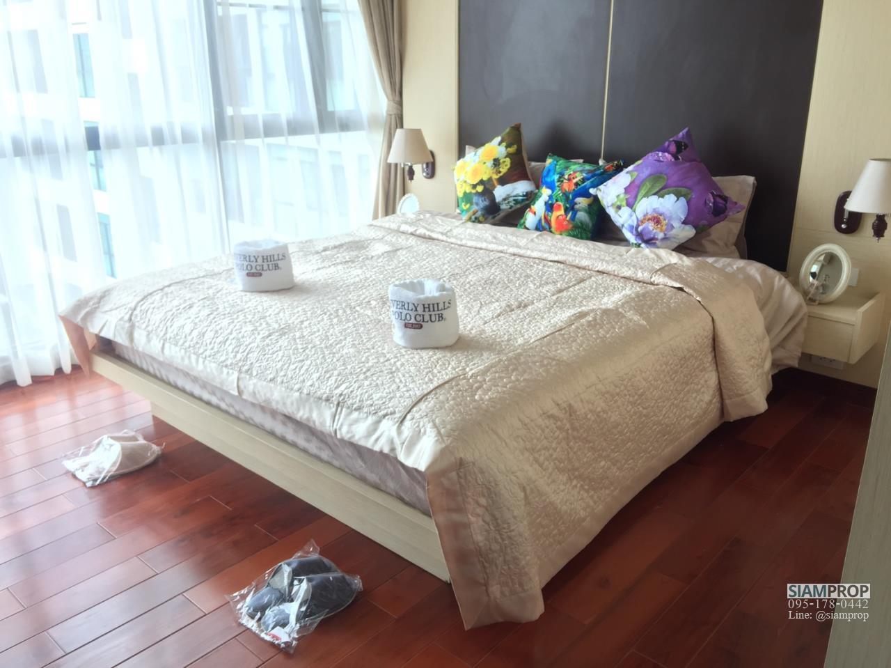 Siam Prop Agency's For Rent Suntara Condo service,Type 63 sq.m. 4