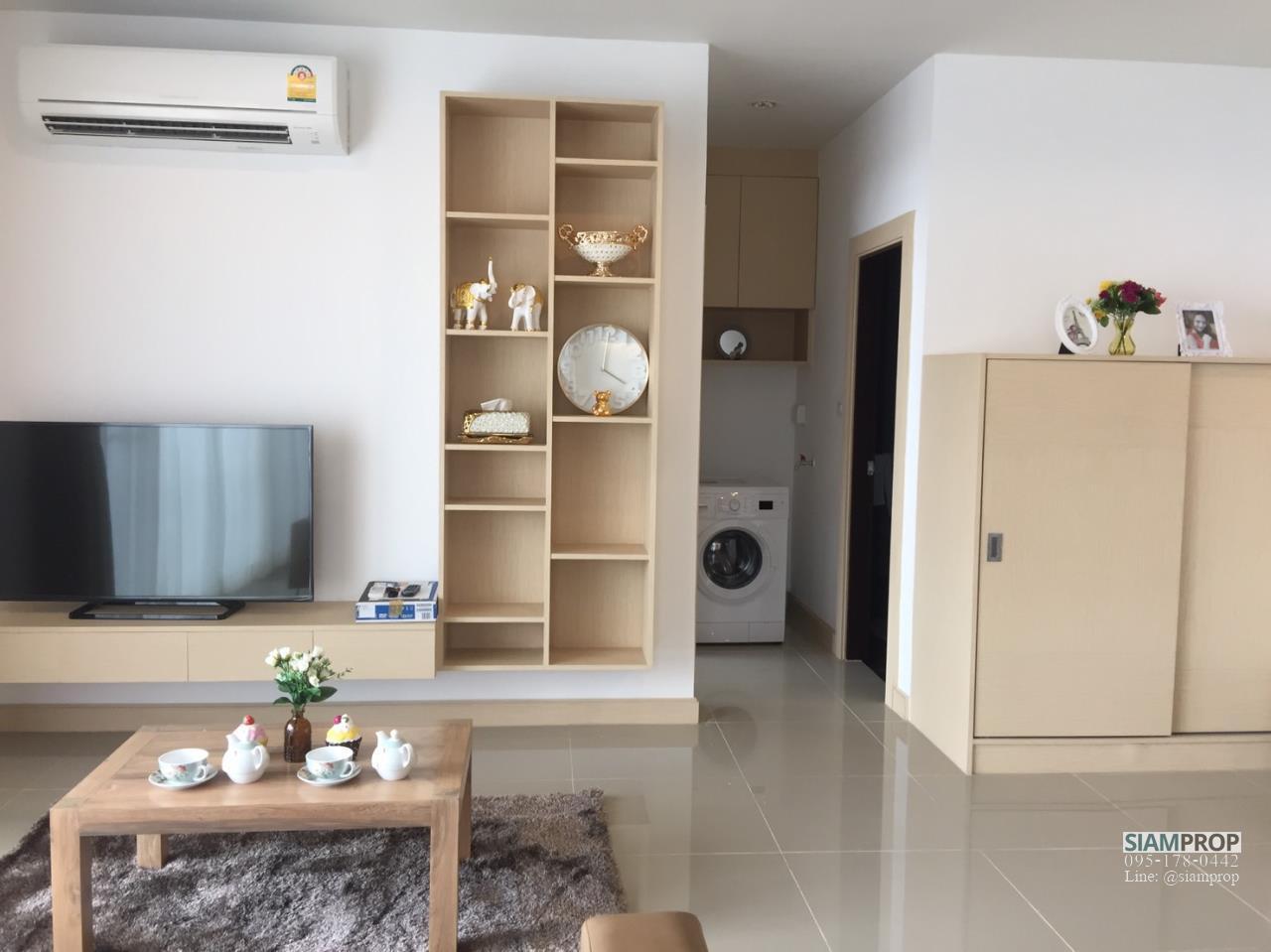 Siam Prop Agency's For Rent Suntara Condo service,Type 63 sq.m. 1