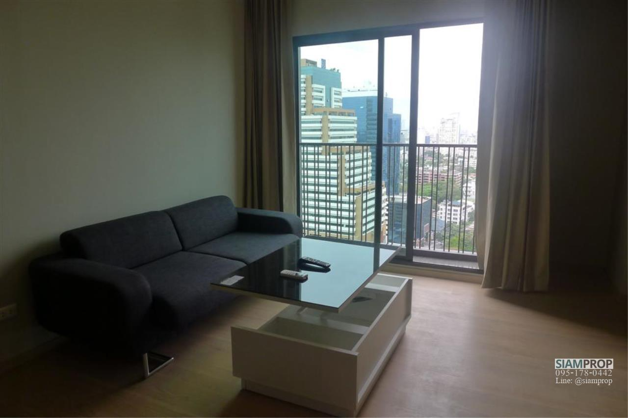 Siam Prop Agency's Noble Reveal Ekamai - 1 Bedrooms for rent 35,000 THB, 150 m. from BTS Ekamai 5