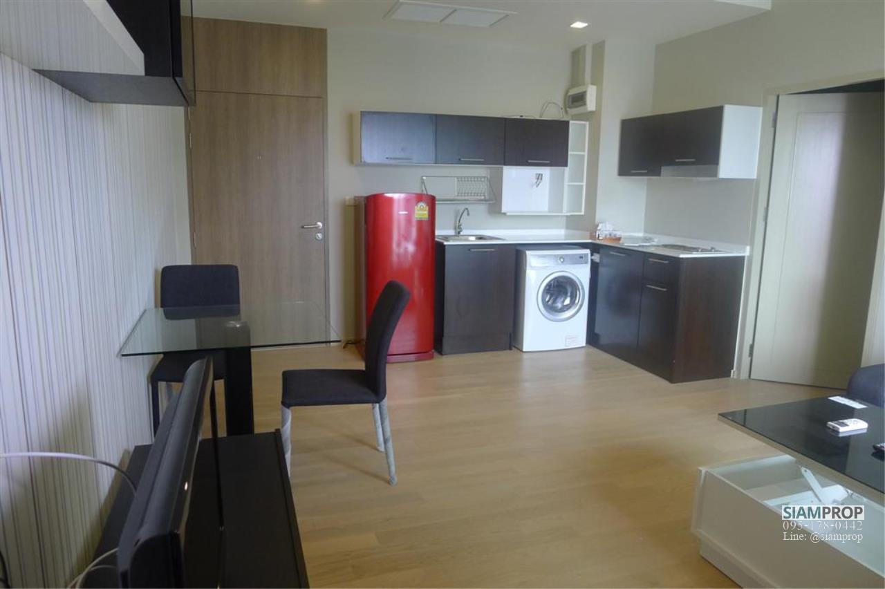 Siam Prop Agency's Noble Reveal Ekamai - 1 Bedrooms for rent 35,000 THB, 150 m. from BTS Ekamai 1