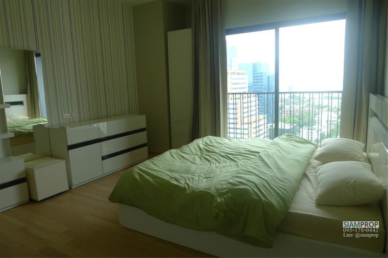 Siam Prop Agency's Noble Reveal Ekamai - 1 Bedrooms for rent 35,000 THB, 150 m. from BTS Ekamai 4