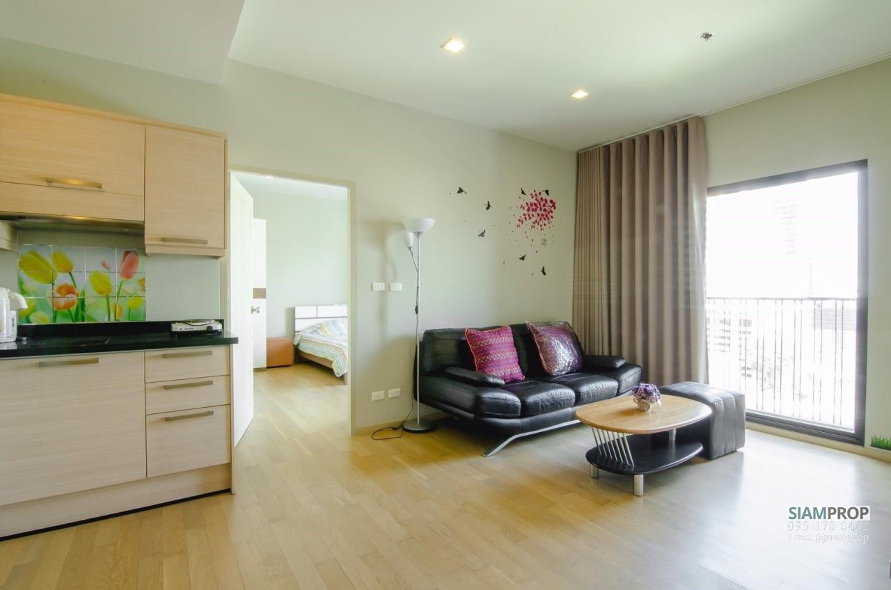 Siam Prop Agency's Noble Reveal , Ekamai , 1 bed for rent  1