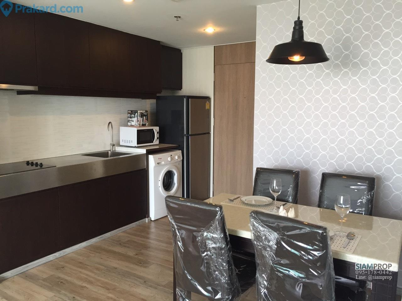Siam Prop Agency's Noble Remix , Thonglor , 1 bed for rent 2