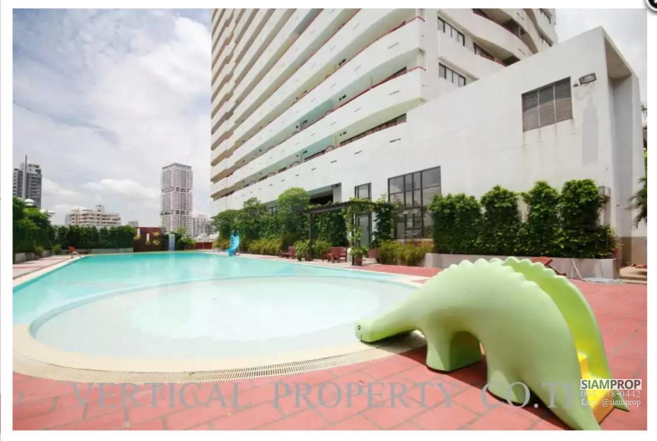 Siam Prop Agency's City Resort Sukhumvit 49  For Rent 1