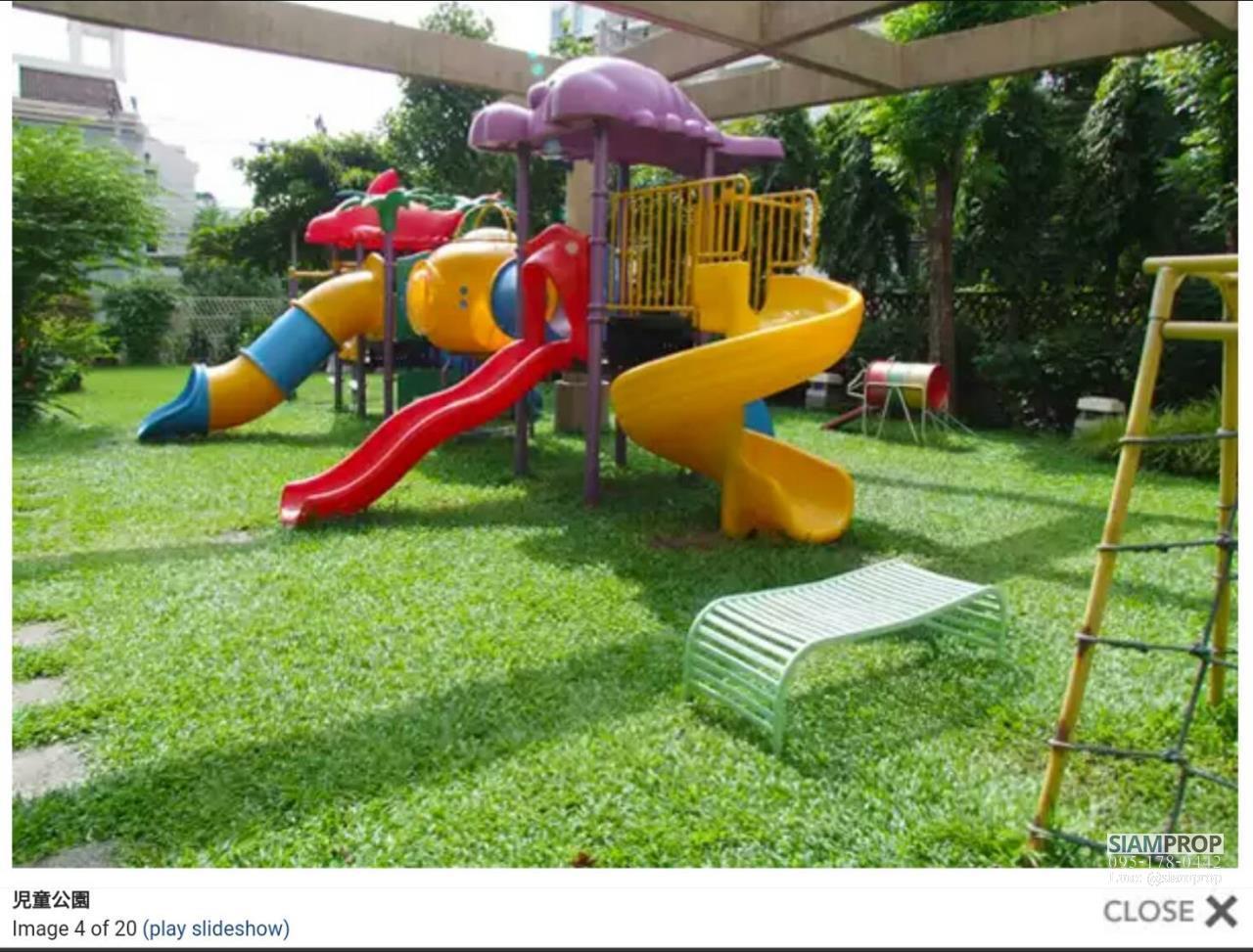 Siam Prop Agency's City Resort Sukhumvit 49  For Rent 2