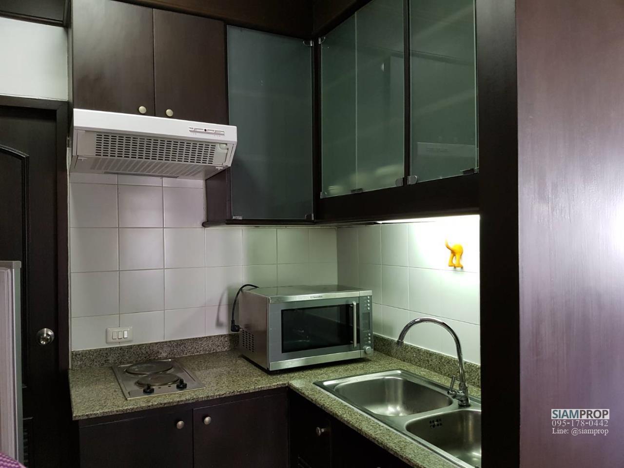 Siam Prop Agency's City Resort Sukhumvit 49  For Rent 12
