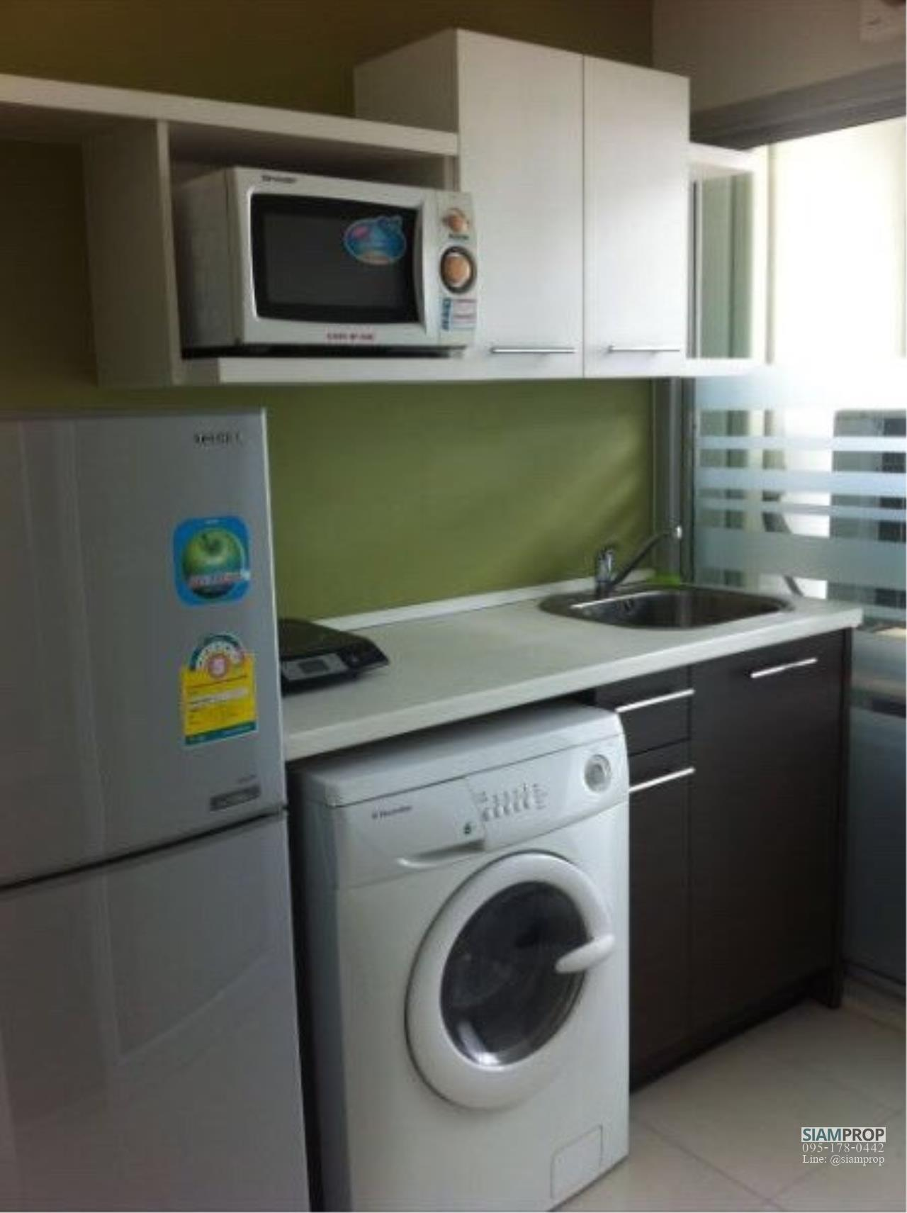 Siam Prop Agency's The Room Sukhumvit 79,  2 bedrooms for rent 24,000 Bht 3