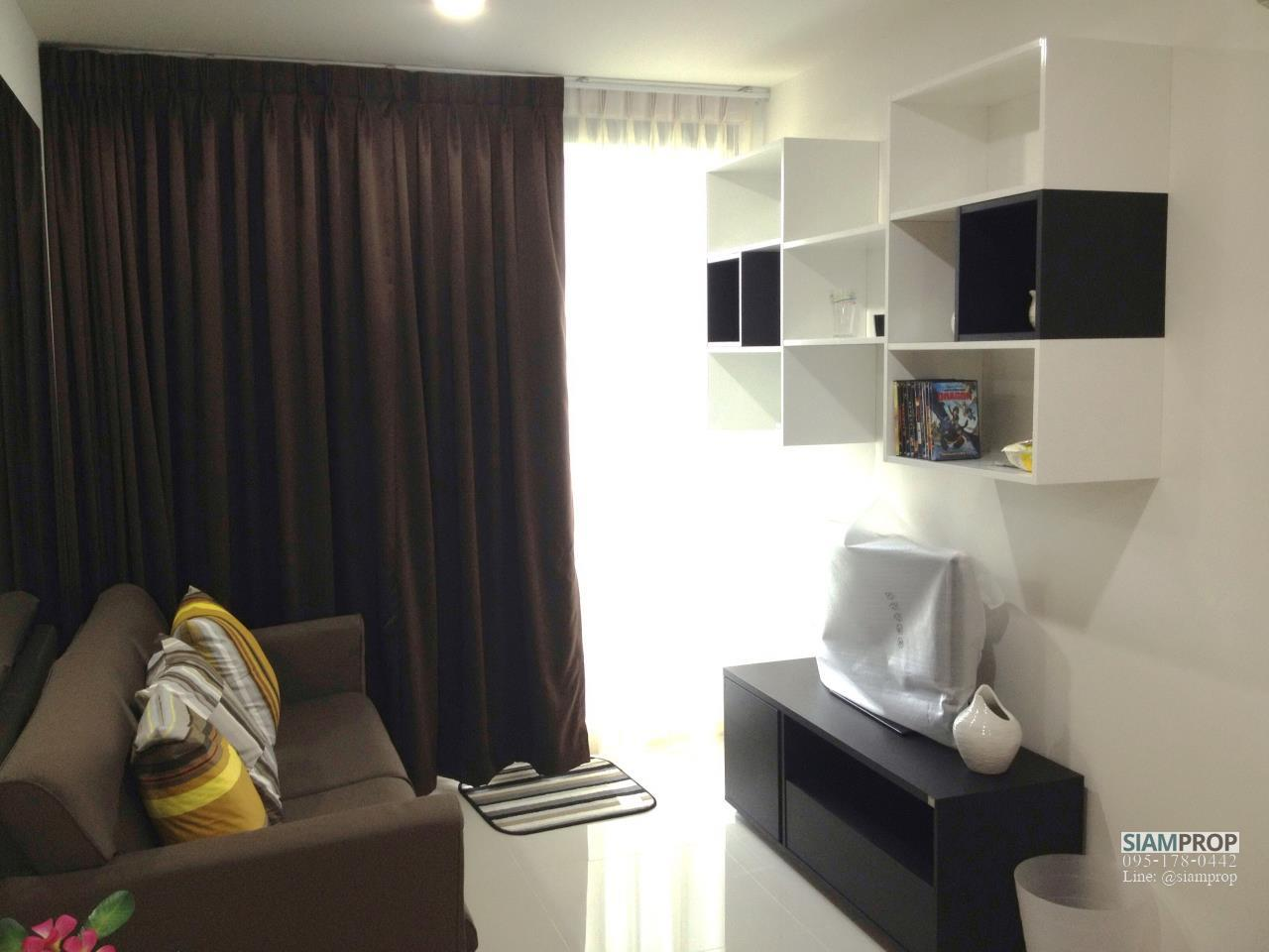 Siam Prop Agency's The PRESIDENT Sukhumvit 81 , 1 bed for rent 2