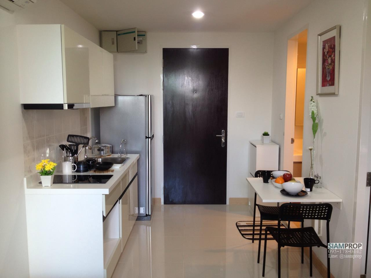 Siam Prop Agency's The PRESIDENT Sukhumvit 81 , 1 bed for rent 5