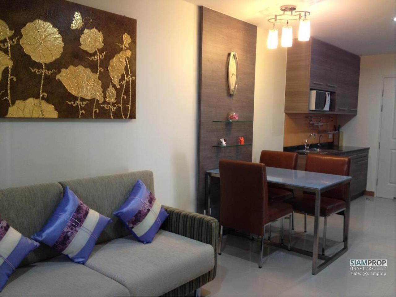 Siam Prop Agency's The LINK 4 , 2 beds for rent 1