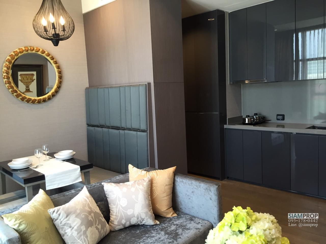 Siam Prop Agency's The Diplomat Sathorn , 1 bed for rent 2