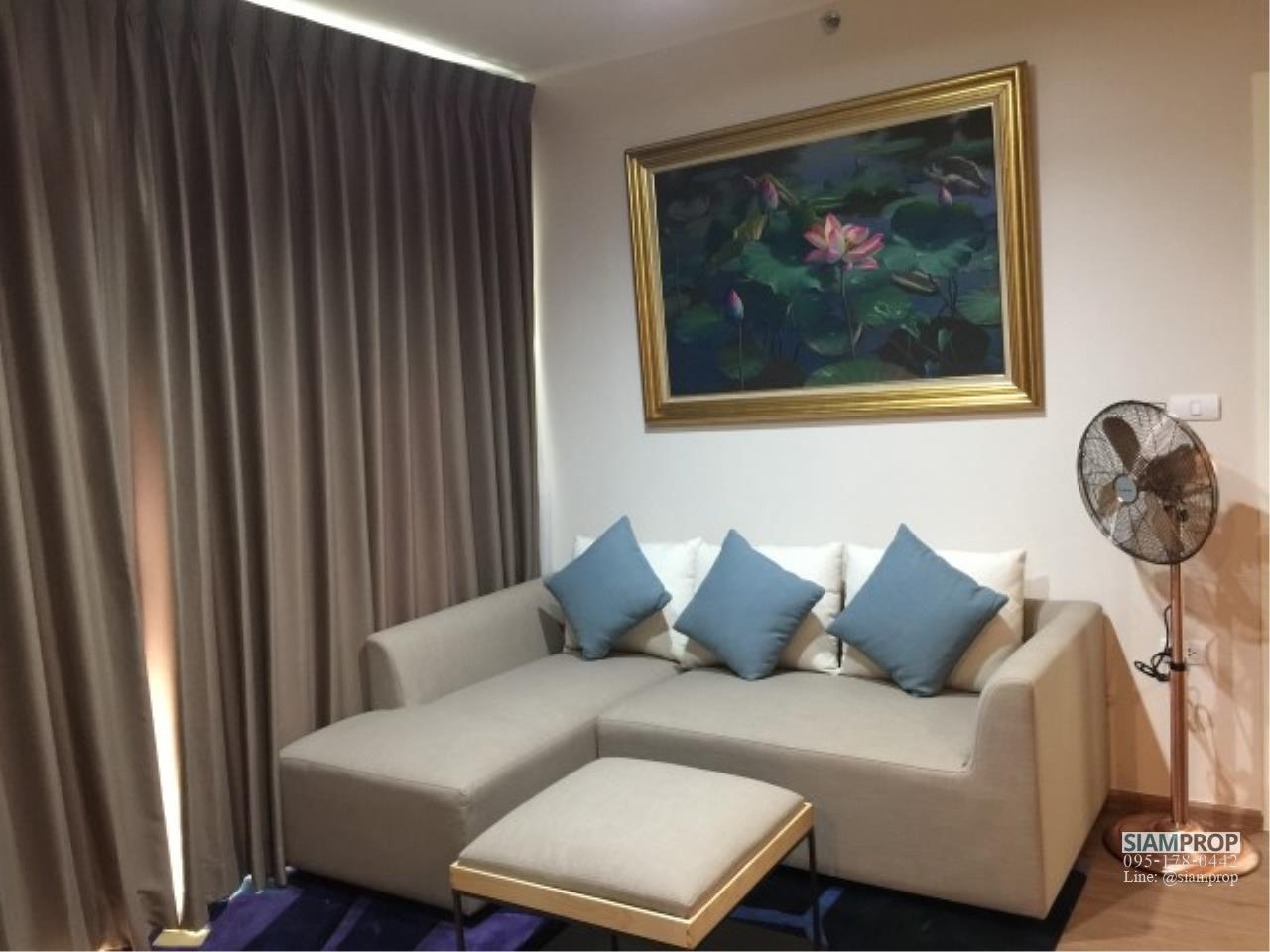 Siam Prop Agency's U DELIGHT Residence Riverfrond Rama 3 , 2 beds for rent 2