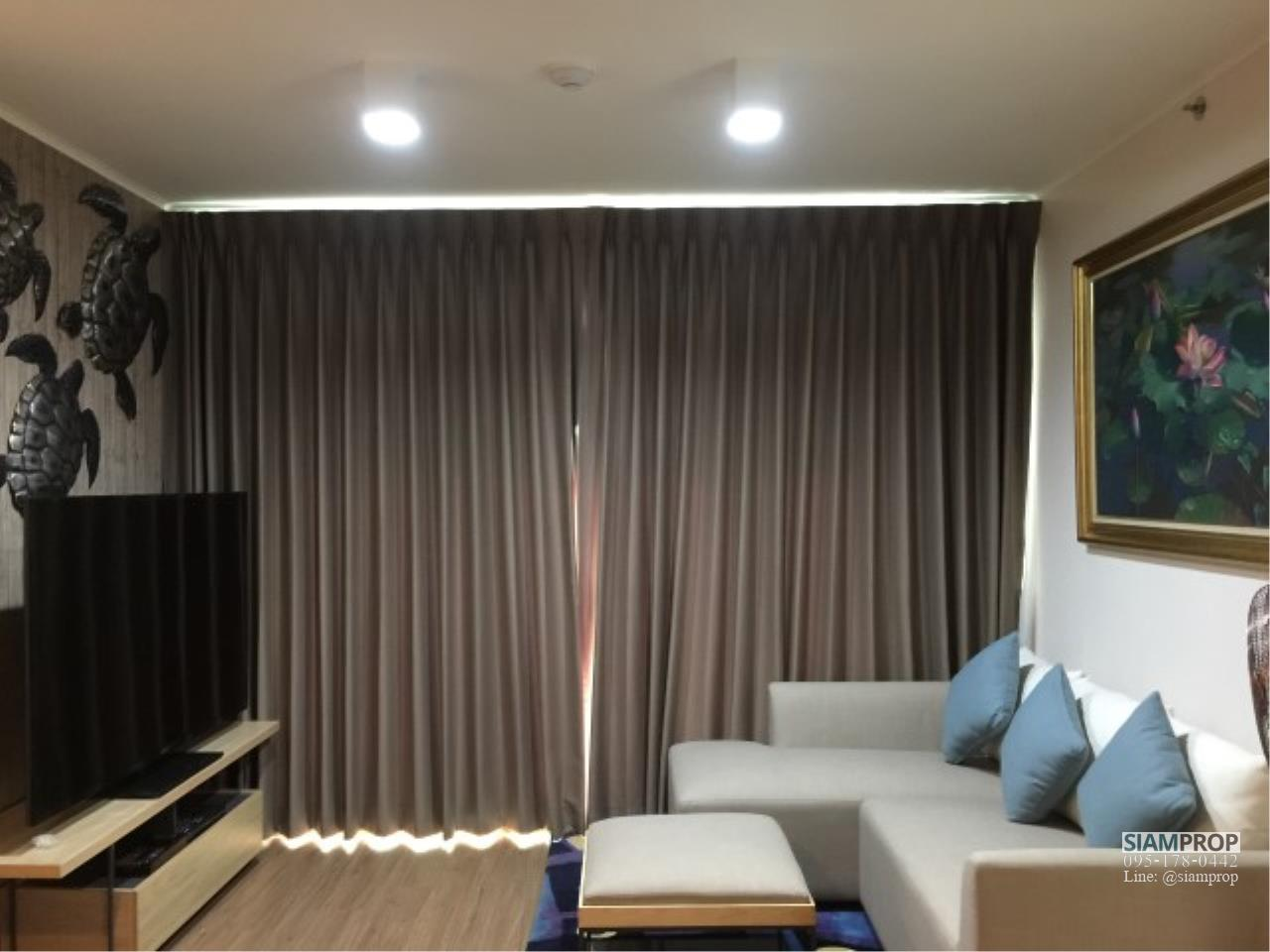 Siam Prop Agency's U DELIGHT Residence Riverfrond Rama 3 , 2 beds for rent 4