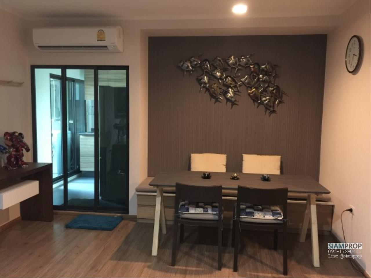 Siam Prop Agency's U DELIGHT Residence Riverfrond Rama 3 , 2 beds for rent 6