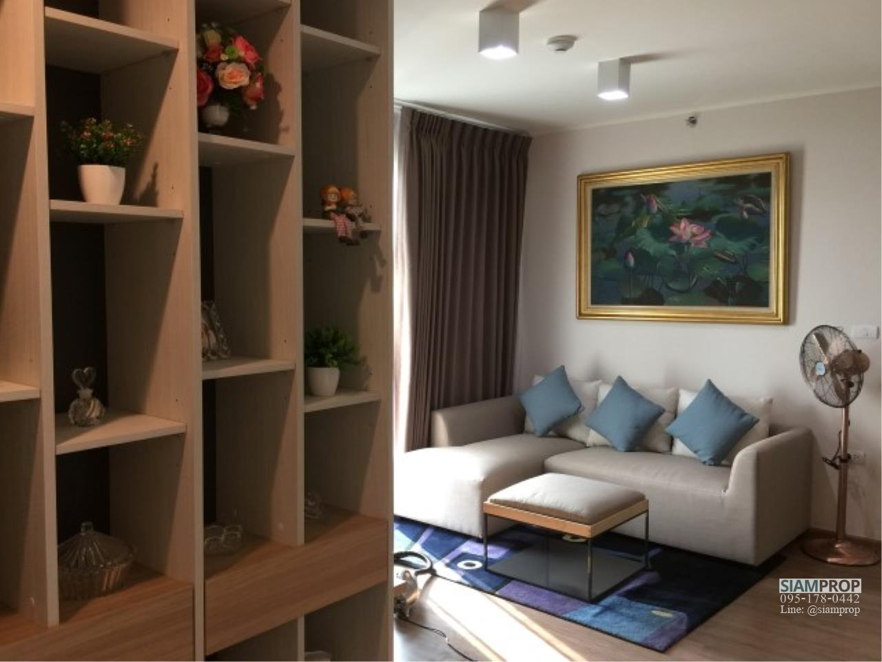 Siam Prop Agency's U DELIGHT Residence Riverfrond Rama 3 , 2 beds for rent 16