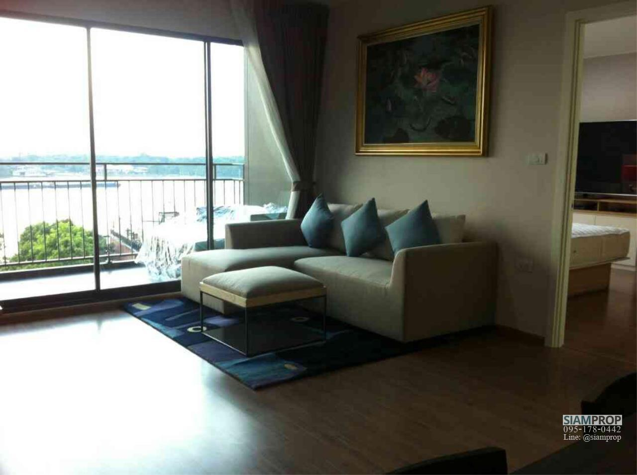 Siam Prop Agency's U DELIGHT Residence Riverfrond Rama 3 , 2 beds for rent 19