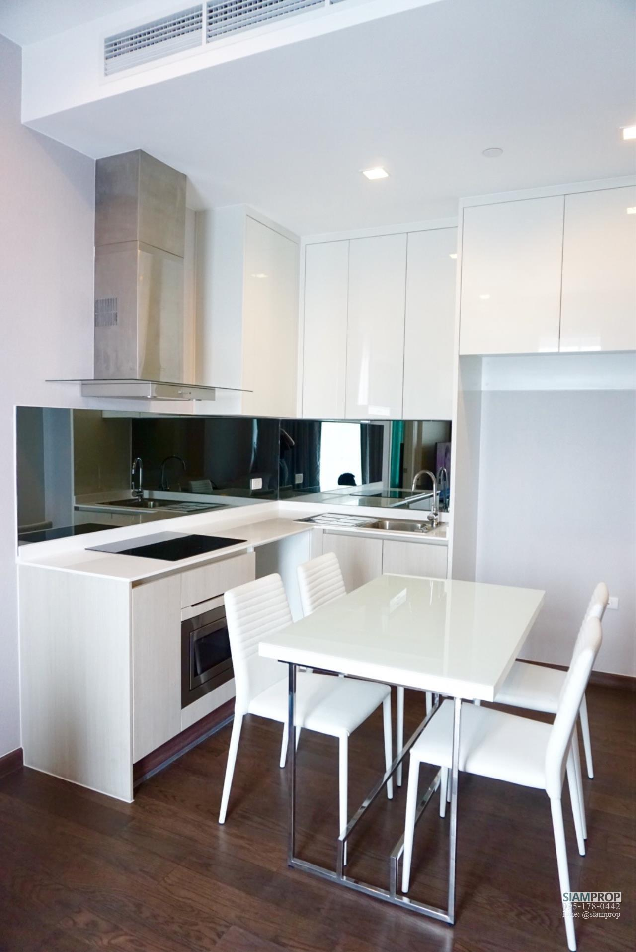 Siam Prop Agency's Q Condo Asoke, 2 beds For Rent 45,000 THB or Sell 15 M  2