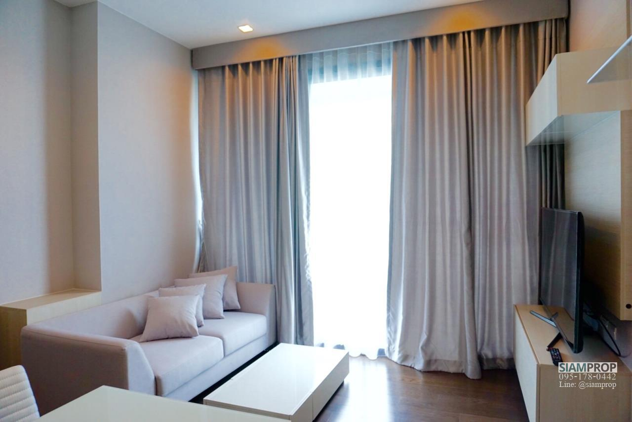 Siam Prop Agency's Q Condo Asoke, 2 beds For Rent 45,000 THB or Sell 15 M  1