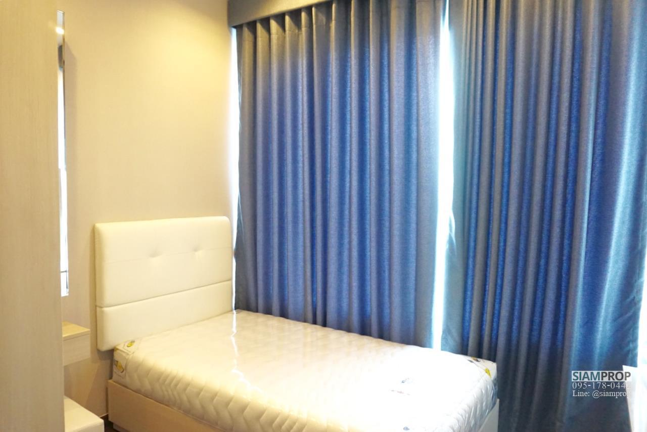 Siam Prop Agency's Q Condo Asoke, 2 beds For Rent 45,000 THB or Sell 15 M  5