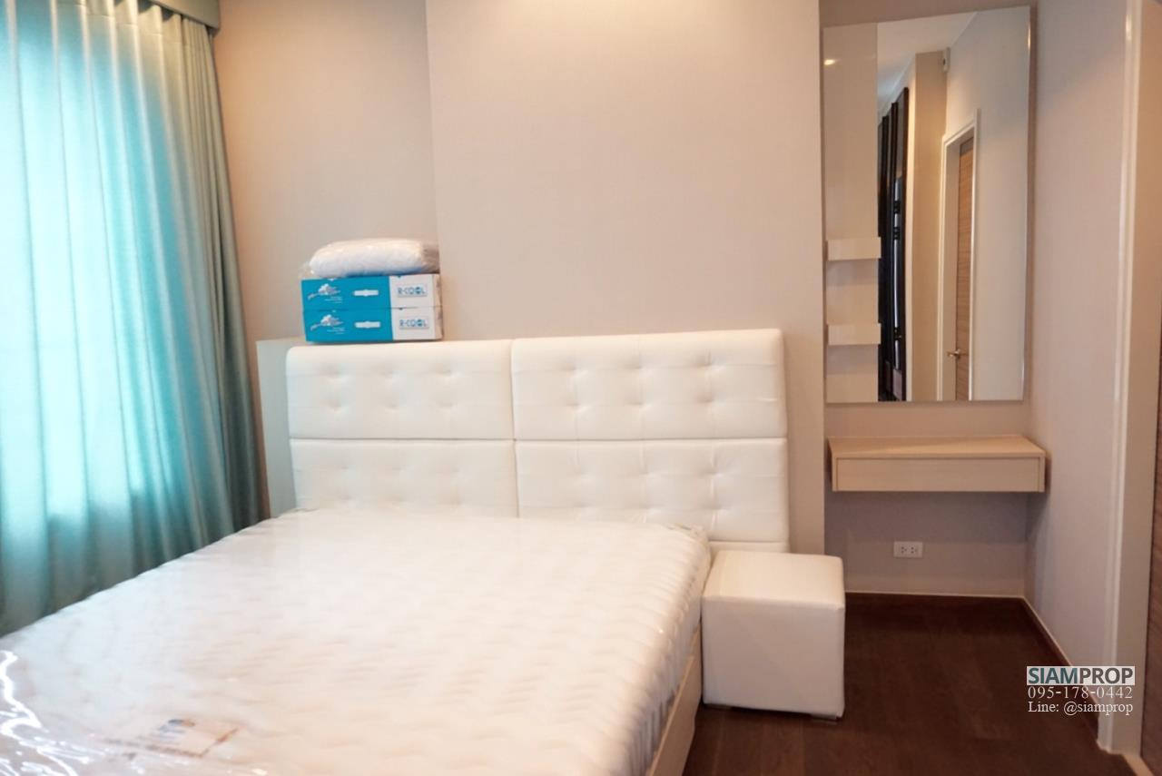 Siam Prop Agency's Q Condo Asoke, 2 beds For Rent 45,000 THB or Sell 15 M  4