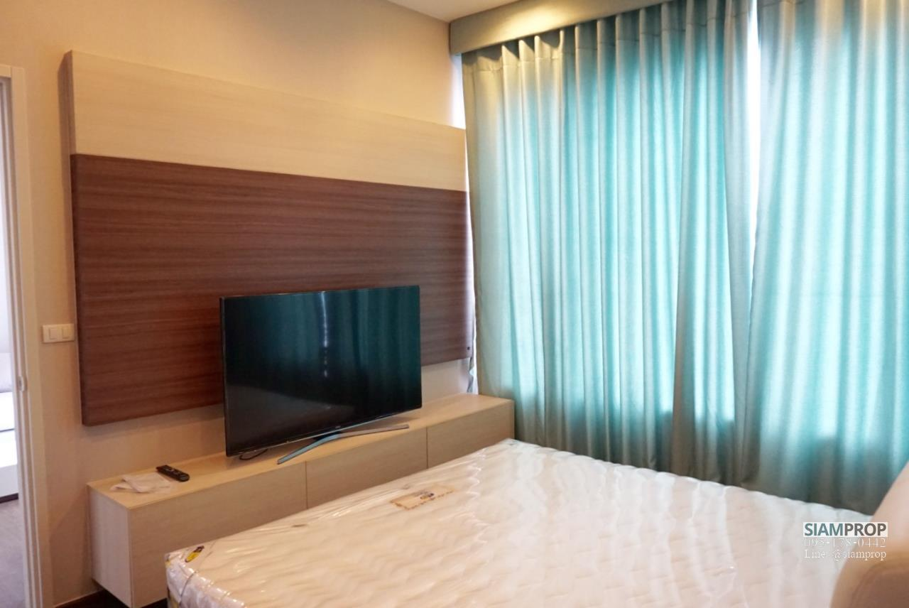 Siam Prop Agency's Q Condo Asoke, 1 bed For Rent 35,000 THB or Sell 12 M  1