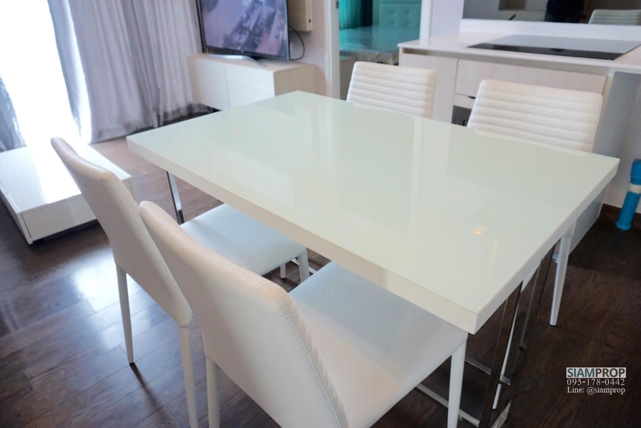 Siam Prop Agency's Q Condo Asoke, 1 bed For Rent 35,000 THB or Sell 12 M  6