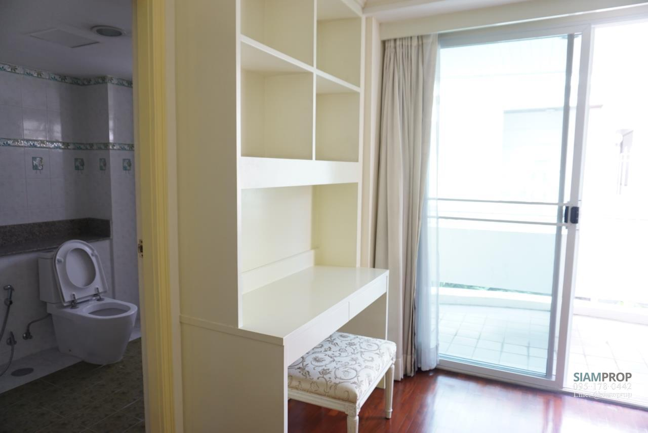 Siam Prop Agency's Big apartment at Sukhumvit 31 for rent 2 bedrooms with 160 Sqm - 45,000 baht 16