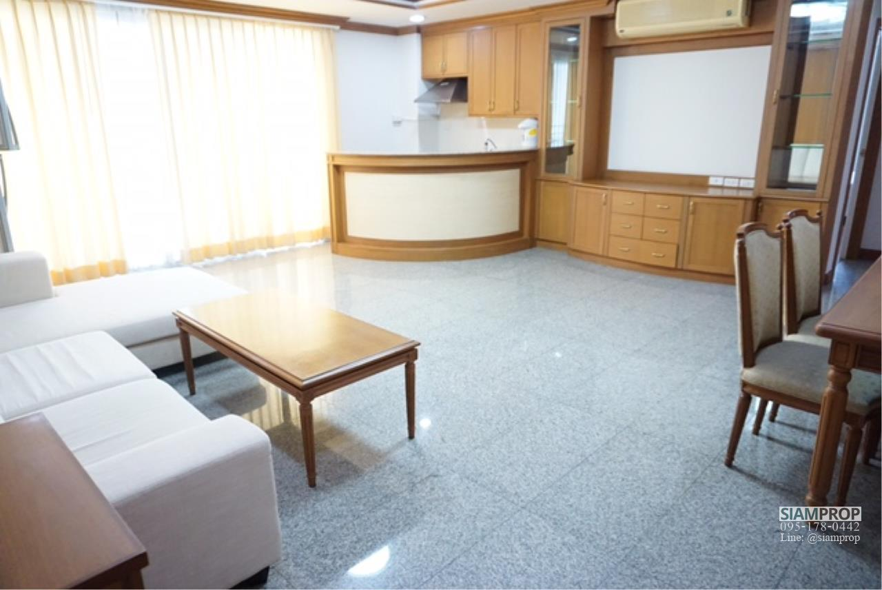Siam Prop Agency's Big apartment at Sukhumvit 31 for rent 2 bedrooms with 160 Sqm - 45,000 baht 2
