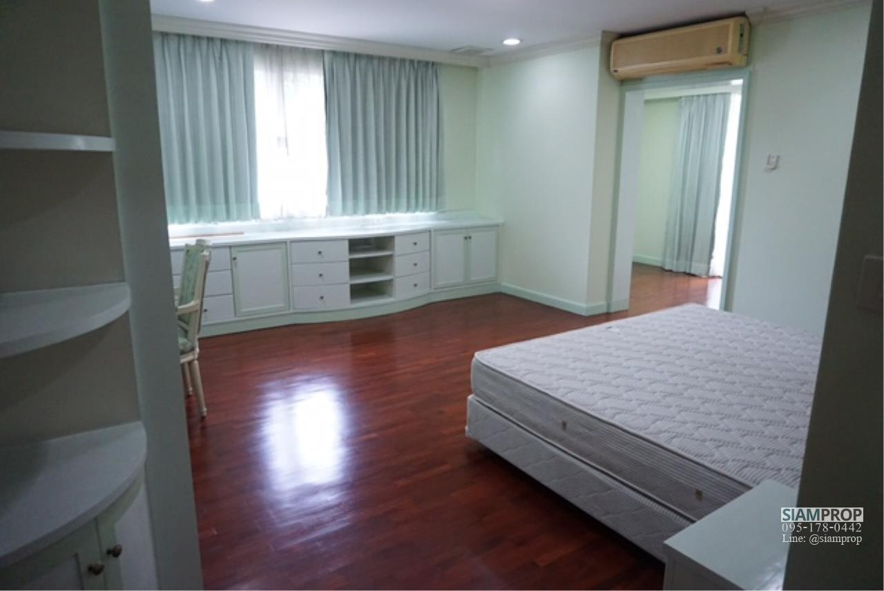 Siam Prop Agency's BIG APARTMENT AT SUKHUMVIT 31 FOR RENT 2 Beds and 3 Baths WITH 240 SQM - 55,000 BAHT 7