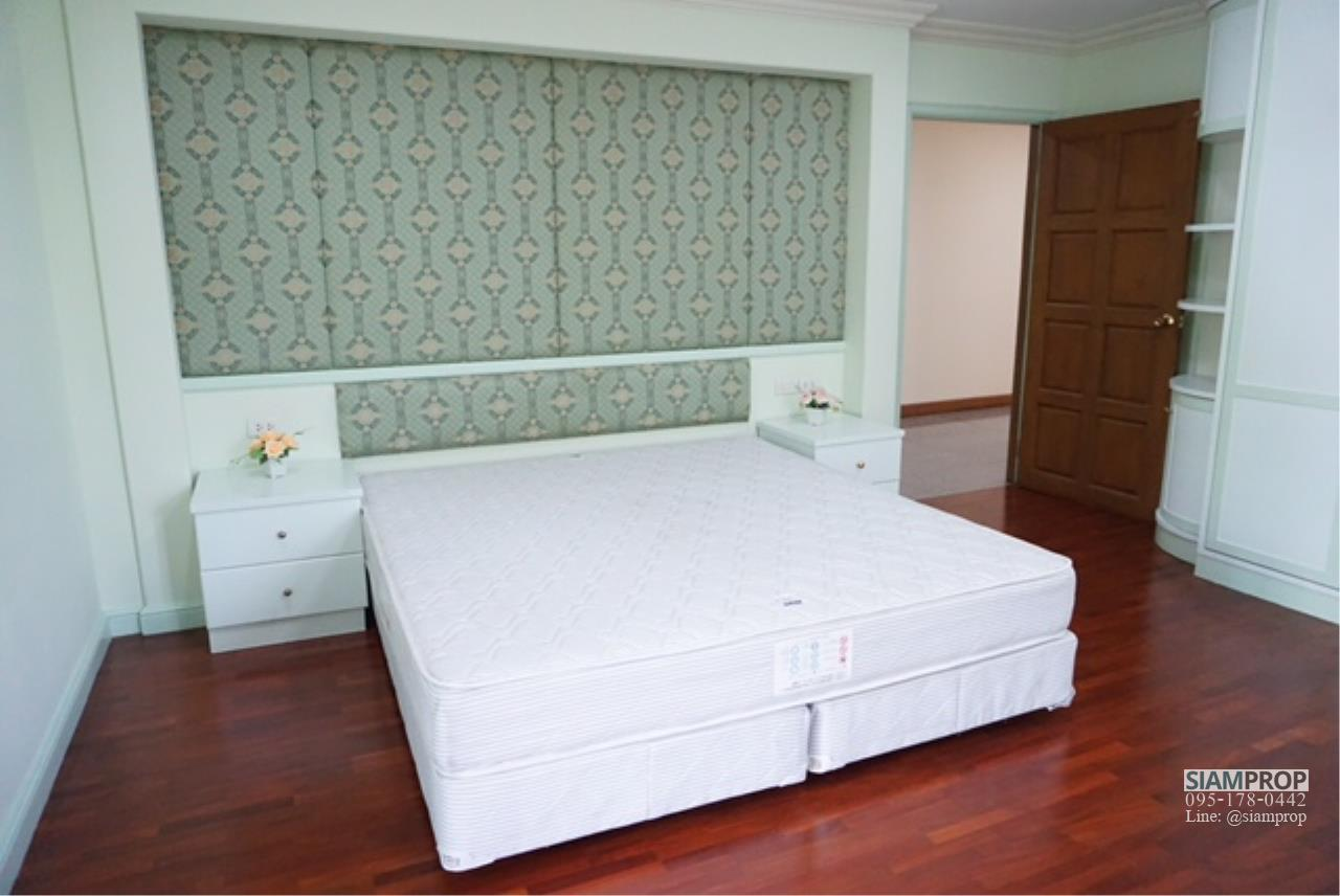 Siam Prop Agency's BIG APARTMENT AT SUKHUMVIT 31 FOR RENT 2 Beds and 3 Baths WITH 240 SQM - 55,000 BAHT 10