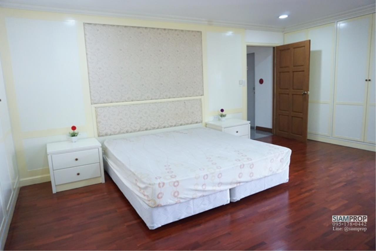 Siam Prop Agency's BIG APARTMENT AT SUKHUMVIT 31 FOR RENT 2 Beds and 3 Baths WITH 240 SQM - 55,000 BAHT 12