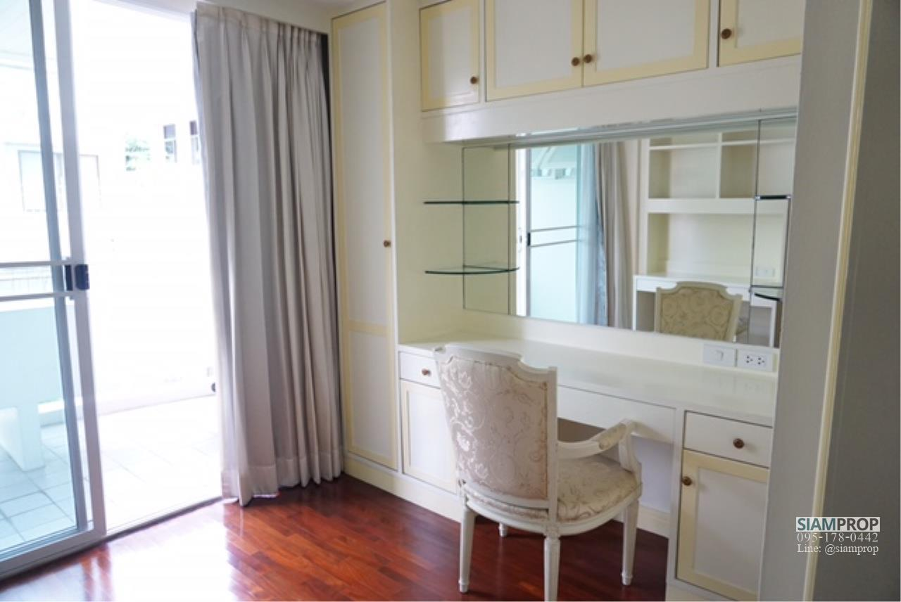 Siam Prop Agency's BIG APARTMENT AT SUKHUMVIT 31 FOR RENT 2 Beds and 3 Baths WITH 240 SQM - 55,000 BAHT 14