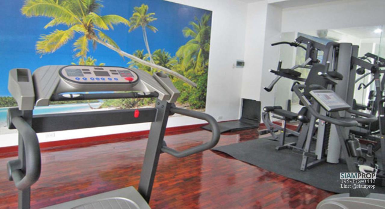 Siam Prop Agency's 2 Beds 120 sqm apartment at Ekamai 12, rent 50,000 Baht  10
