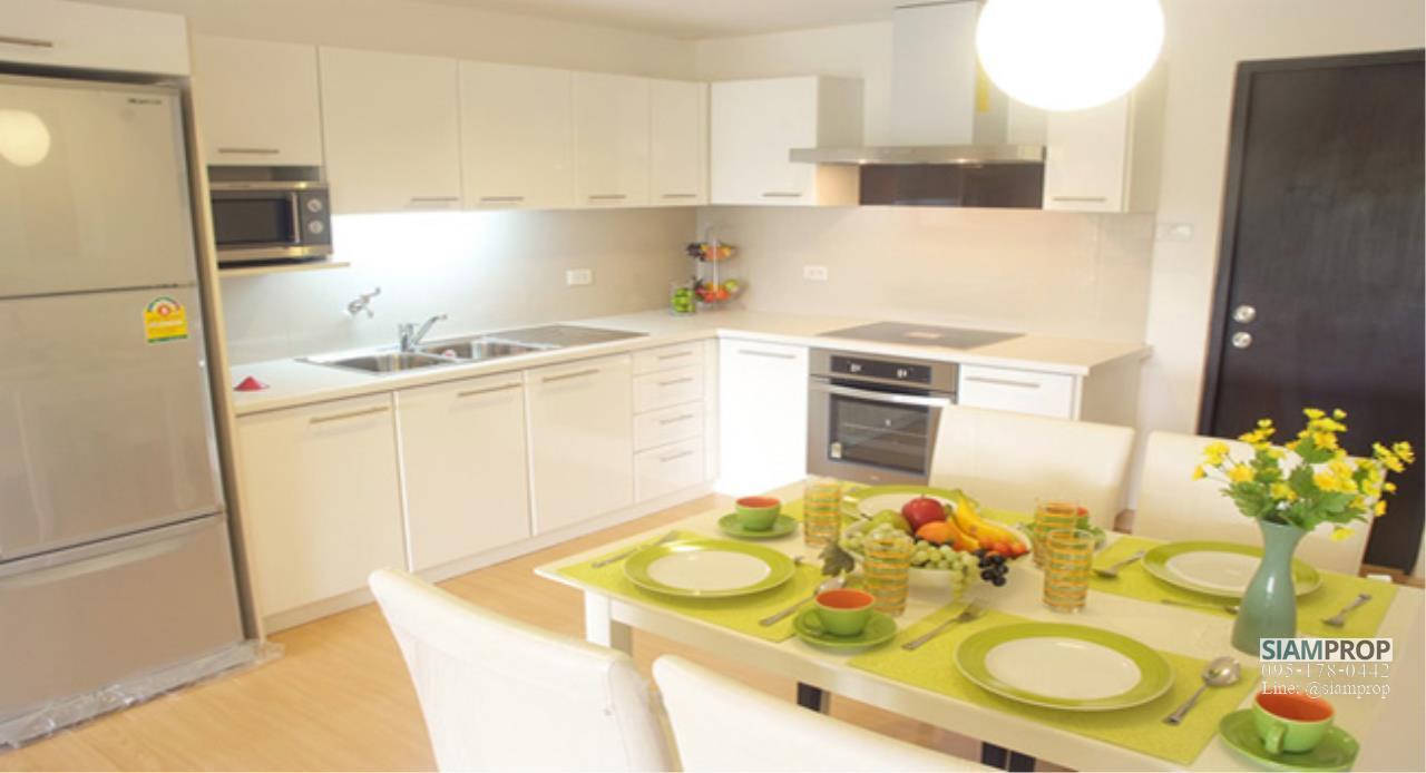 Siam Prop Agency's 2 Beds 120 sqm apartment at Ekamai 12, rent 50,000 Baht  2
