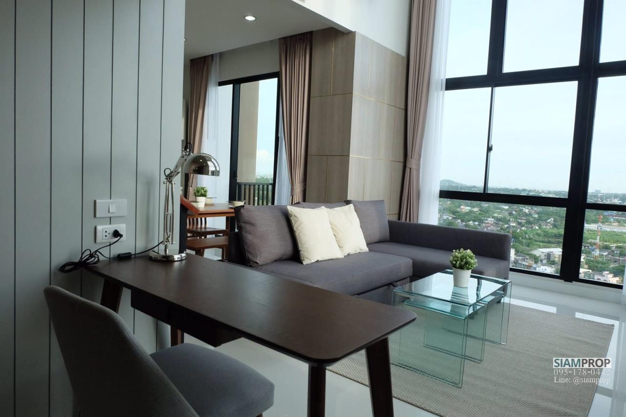 Siam Prop Agency's For rent – The Sky Duplex Room 3