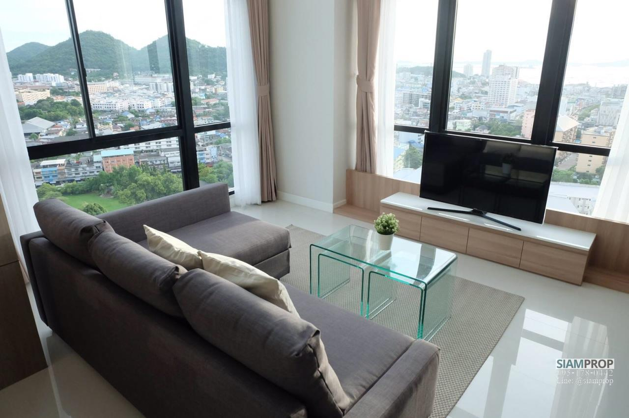 Siam Prop Agency's For rent – The Sky Duplex Room 6