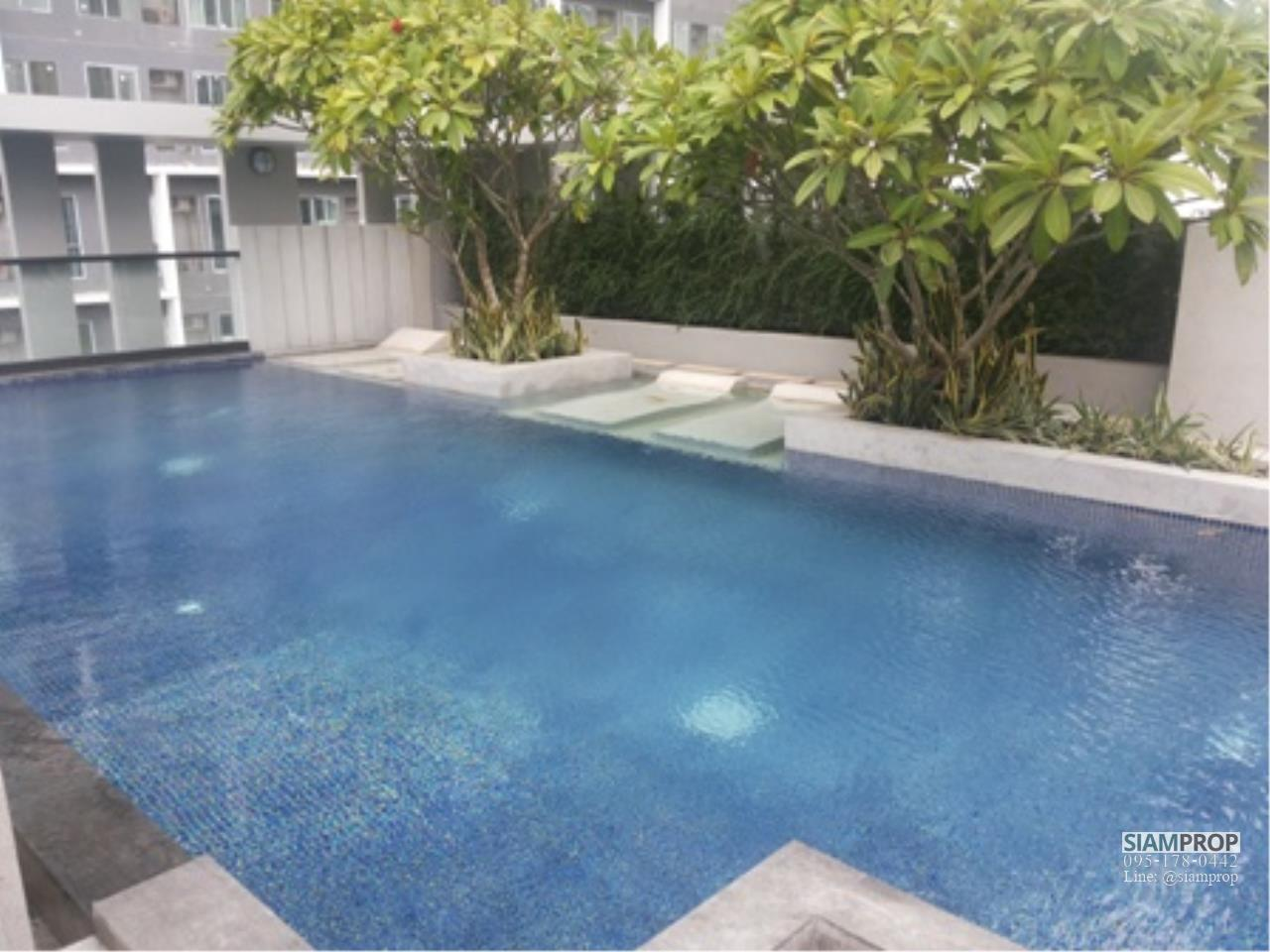 Siam Prop Agency's The PRESIDENT Sukhumvit 81 , 1 bed for rent 6