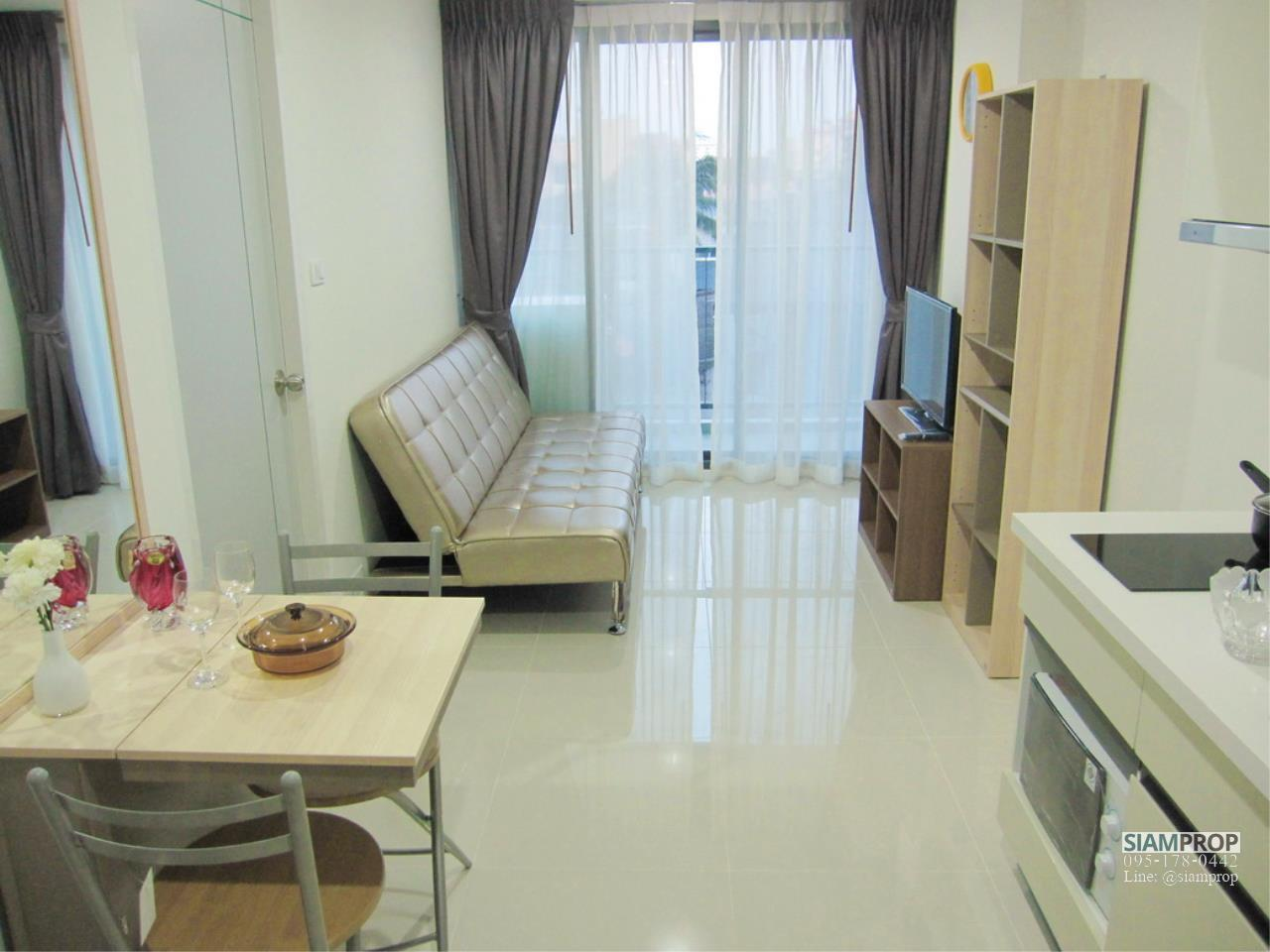 Siam Prop Agency's The PRESIDENT Sukhumvit 81 , 1 bed for rent 1