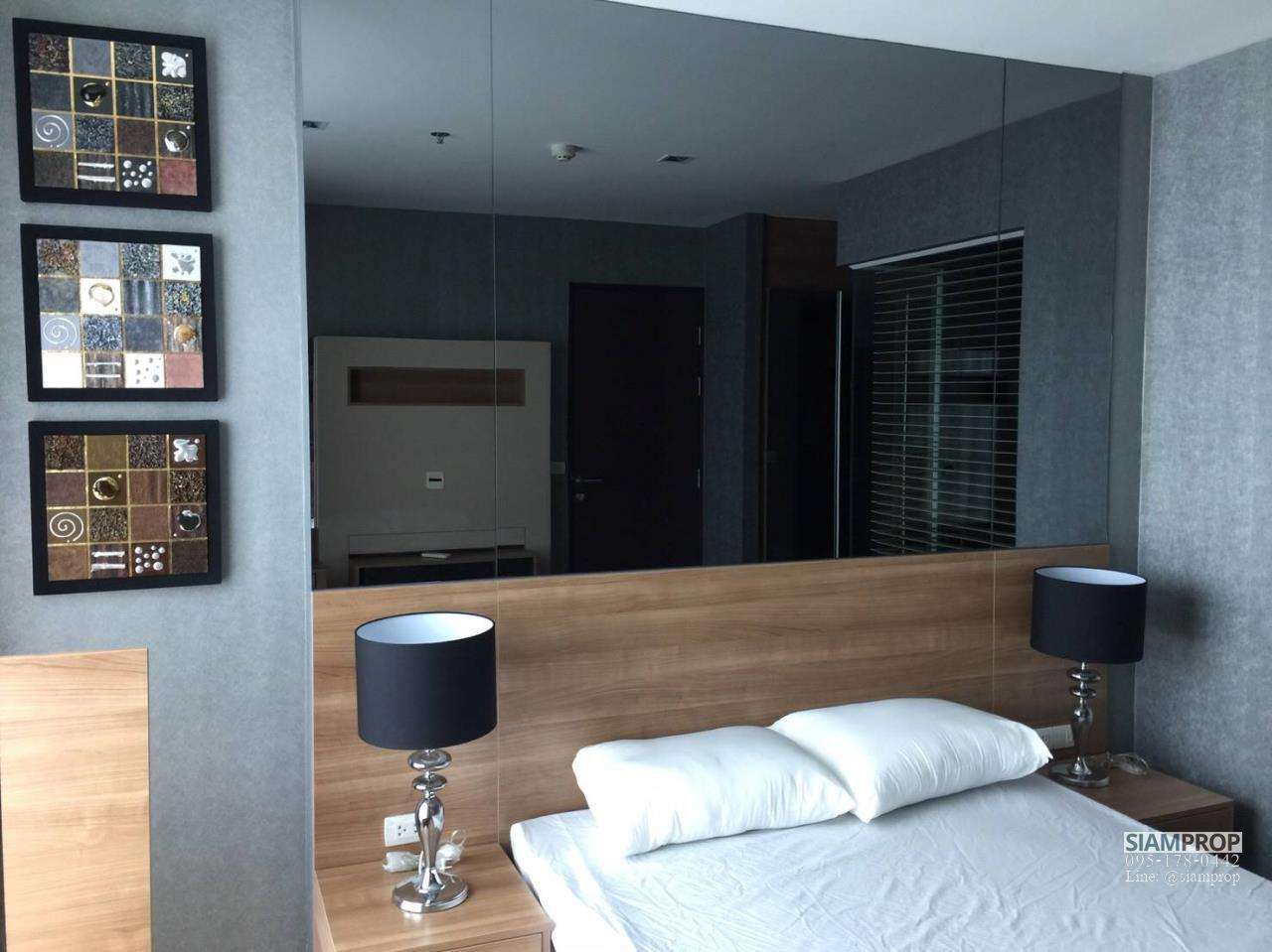 Siam Prop Agency's Rhythm Sathorn 21, nice 1 bed for rent  5