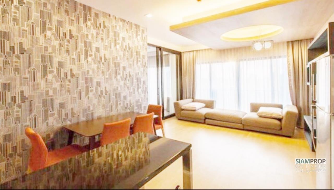 Siam Prop Agency's Noble Reveal ,  nice 2 beds for rent close BTS Ekamai 1