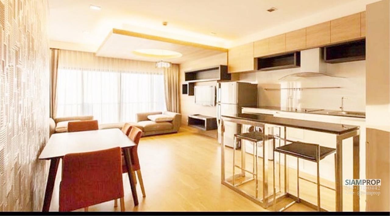 Siam Prop Agency's Noble Reveal ,  nice 2 beds for rent close BTS Ekamai 2