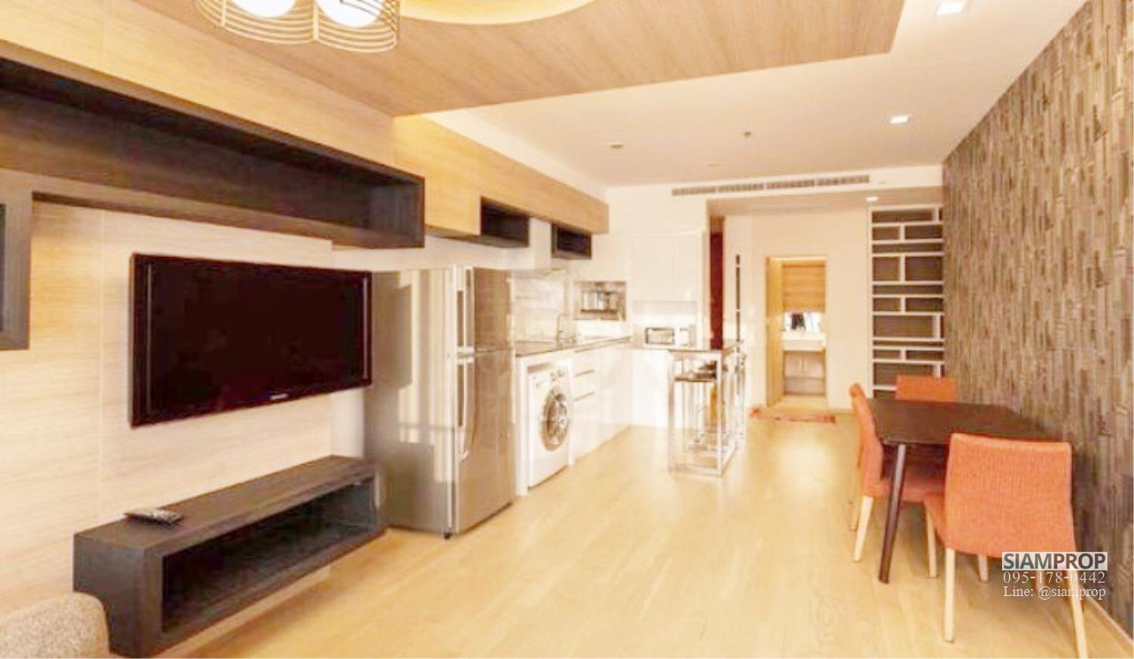 Siam Prop Agency's Noble Reveal ,  nice 2 beds for rent close BTS Ekamai 3