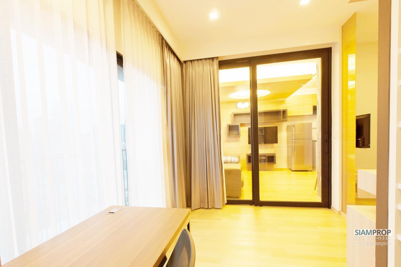Siam Prop Agency's Noble Reveal ,  nice 2 beds for rent close BTS Ekamai 5