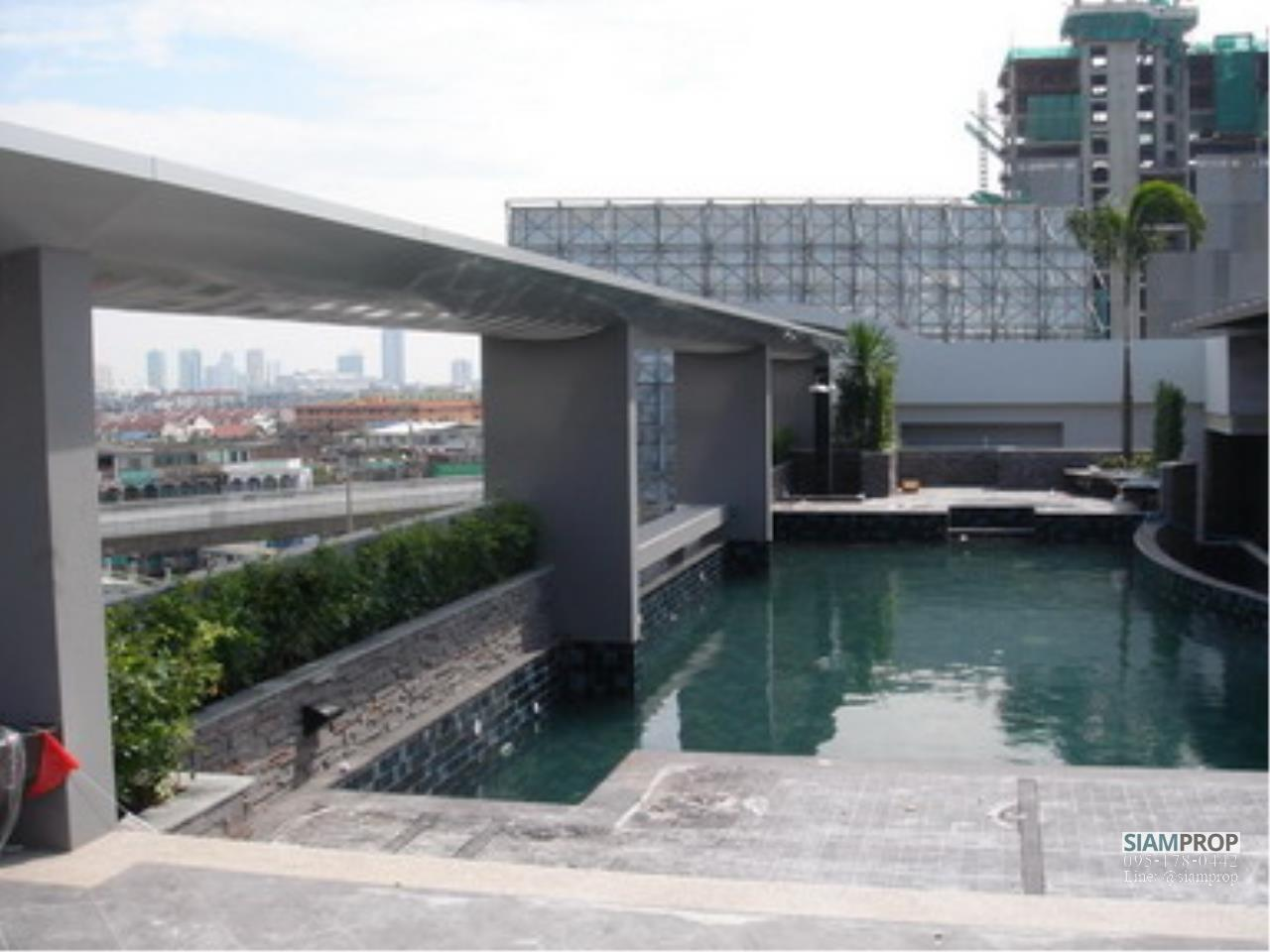Siam Prop Agency's The MUSE Sukhumvit 64/2 , large 1 bed for rent  6