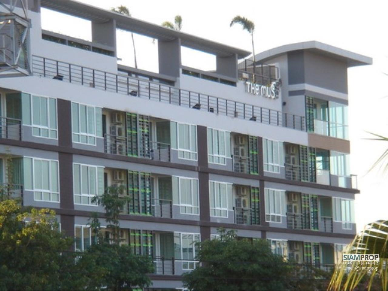 Siam Prop Agency's The MUSE Sukhumvit 64/2 , large 1 bed for rent  8